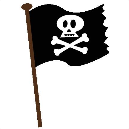 Pirate clipart transparent #11