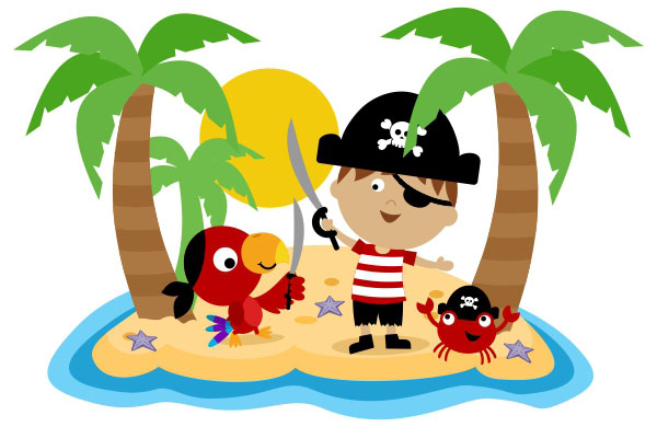 Eiland clipart pirate island WikiClipArt clipart Pirate island clipart