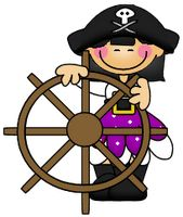 Planks clipart walk the plank Pirate/hooked activities walk on Pirate