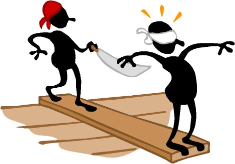Planks clipart walk the plank Plank The Download Walk Clipart