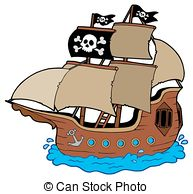 Windows clipart pirate ship Stock art  Pirate clip