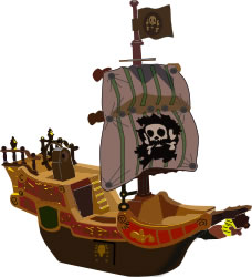 Pirates Of The Caribbean clipart #11
