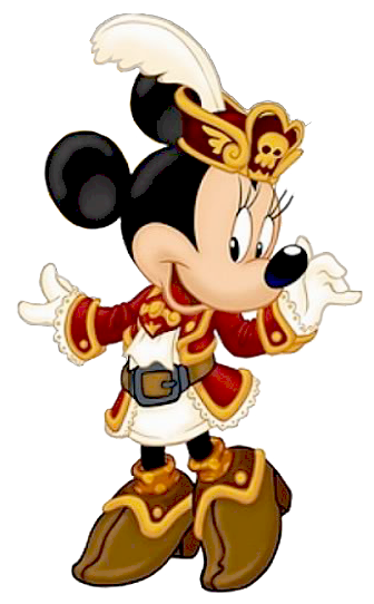 Pirate clipart minnie Of #12 the pirates the