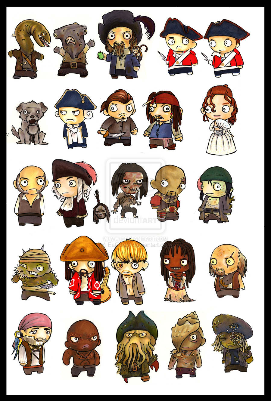 Pirates Of The Caribbean clipart carabian #1