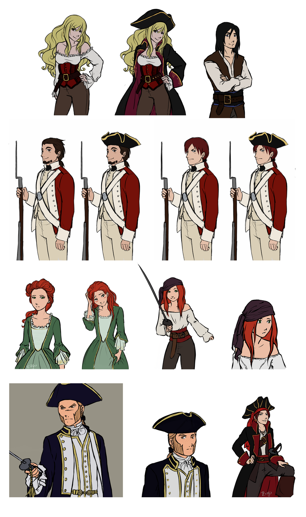 Pirates Of The Caribbean clipart caribian Rayn44 by Pirates rayn44 AU