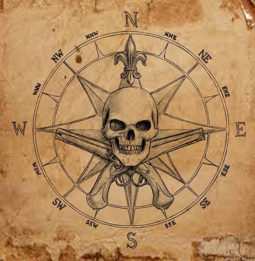 Drawn compass old school By on symbol dashinvaine Fantasy