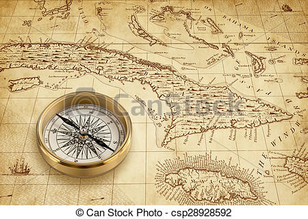 Pirates Of The Caribbean clipart compass Old with Compass with Old