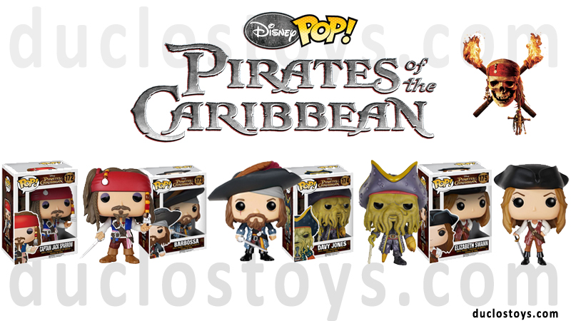 Pirates Of The Caribbean clipart disney Toys – Duclos Figures Action