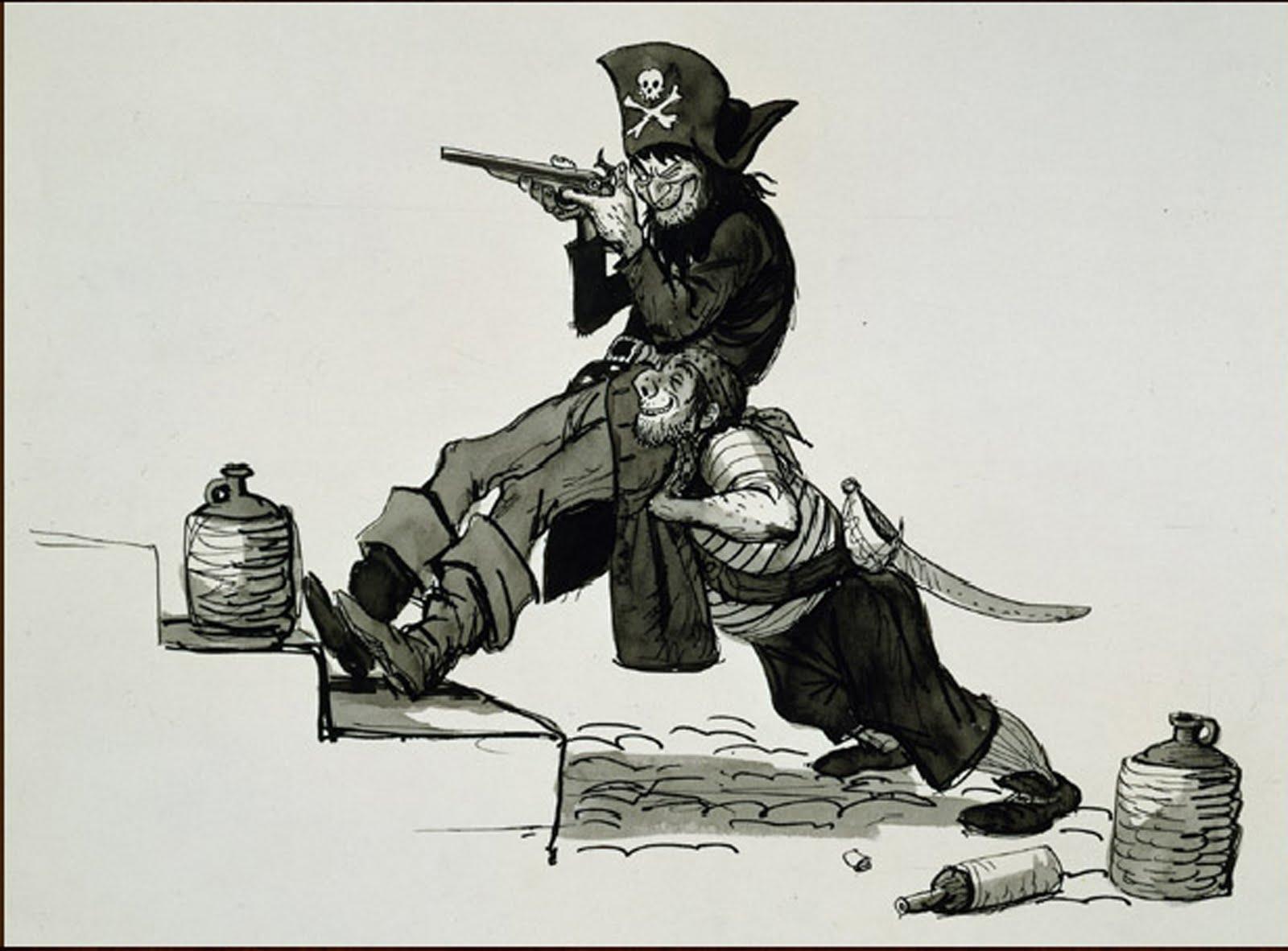 Pirates Of The Caribbean clipart marc davis #15