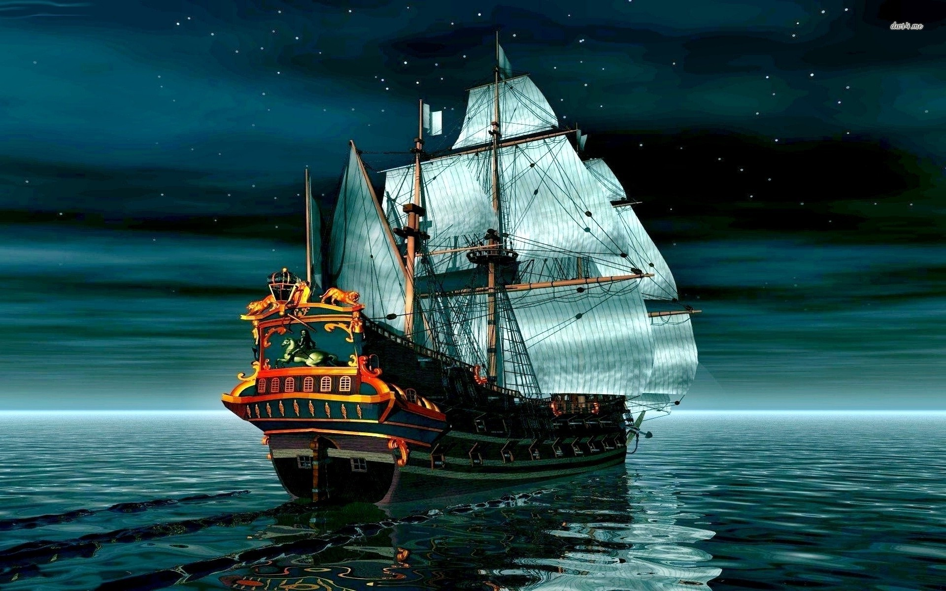 Pirates Of The Caribbean clipart pirate ship Clipart  Free sand HD