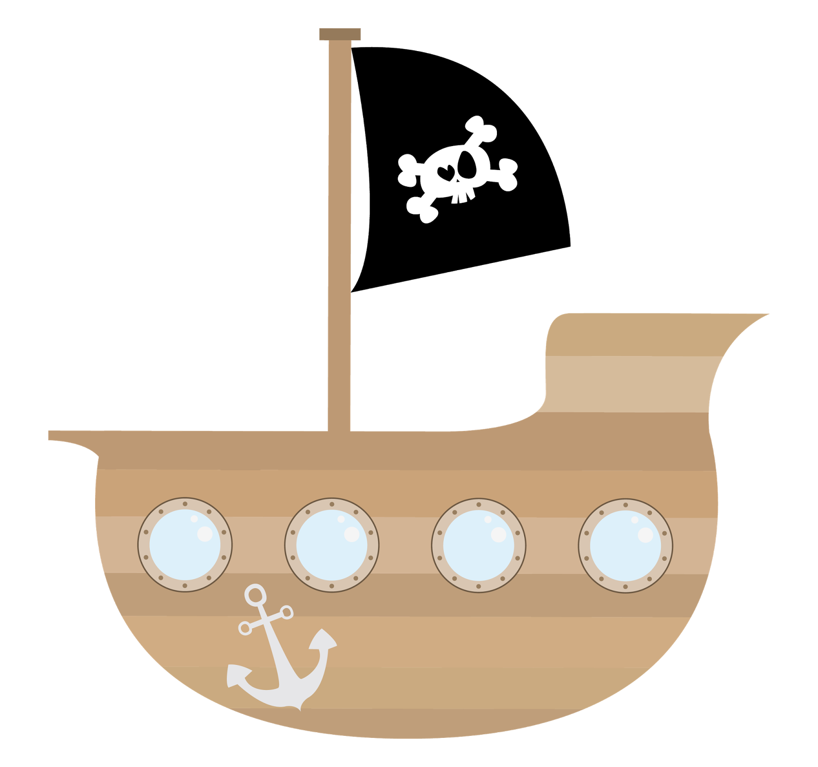 Pirates Of The Caribbean clipart pirate ship 1600 png png Peter+Pan+Clip+Art Pirate+Ship