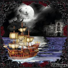 Pirates Of The Caribbean clipart pirate ship Ships pirate ships Pinterest Ship