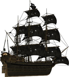 Pirates Of The Caribbean clipart pirate ship Clip graphic Resolution Free ship