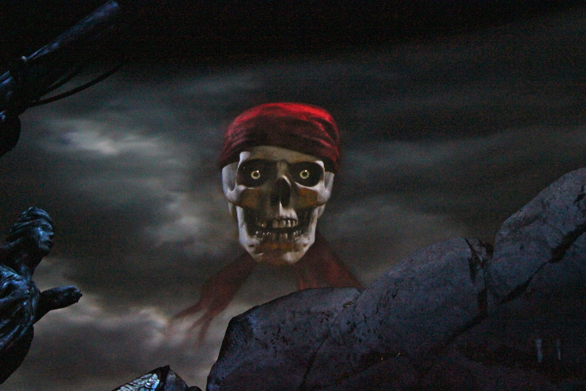 Pirates Of The Caribbean clipart pirate skeleton #12