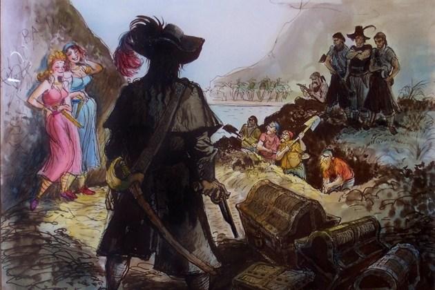 Pirates Of The Caribbean clipart potc Know Disney's Didn't Wiki PotC