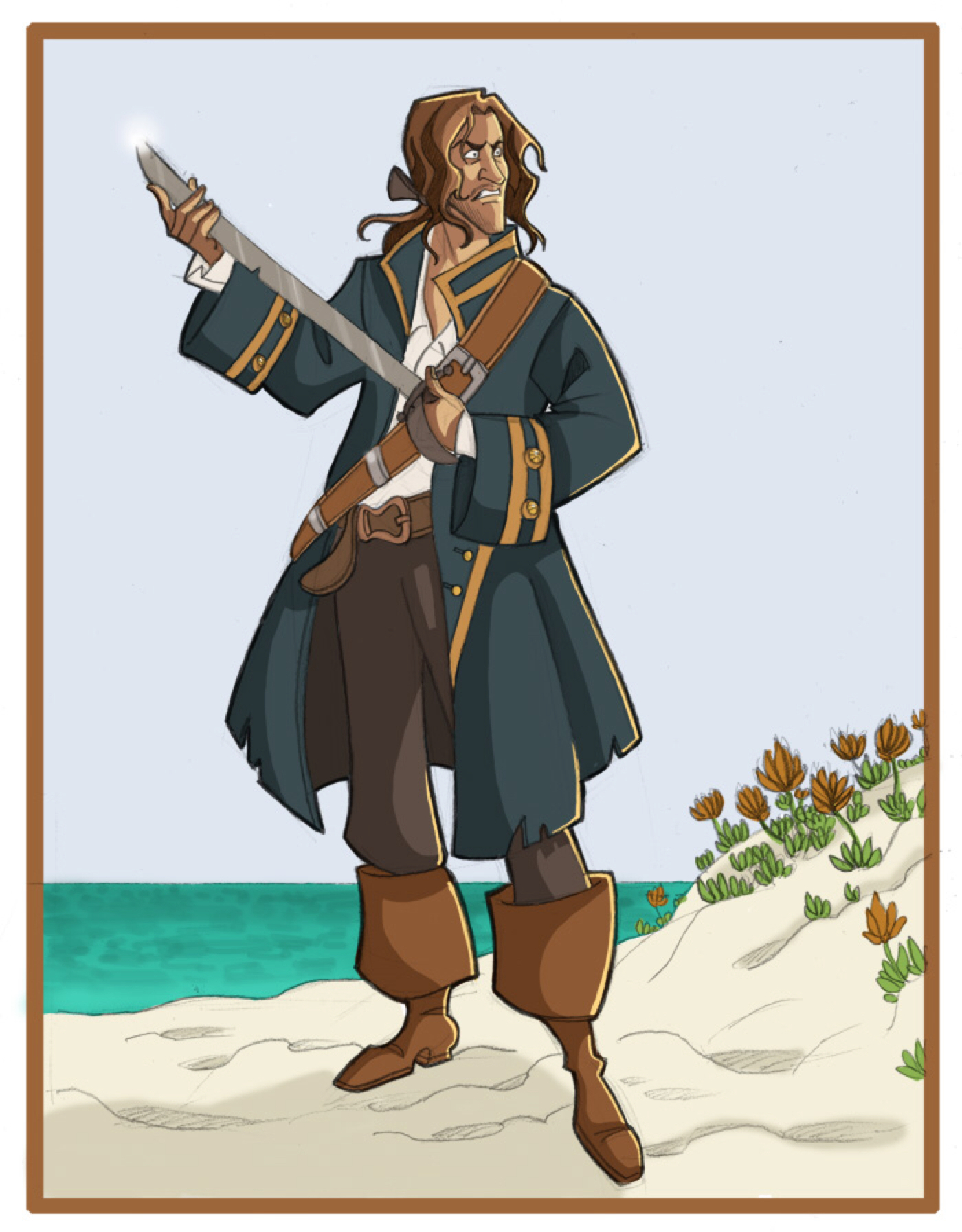 Pirates Of The Caribbean clipart potc Pirates @DeviantArt the  on