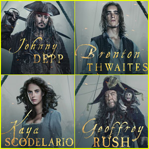 Pirates Of The Caribbean clipart potc Caribbean: Character End Men a