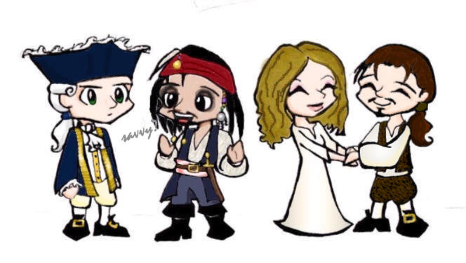 Pirates Of The Caribbean clipart potc PotC by Jackie favourites Pirates