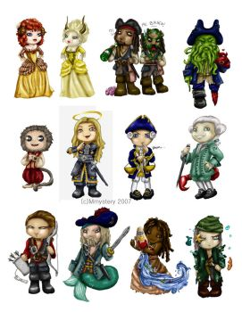 Pirates Of The Caribbean clipart potc Pirates the Mmystery Mate Horoscope
