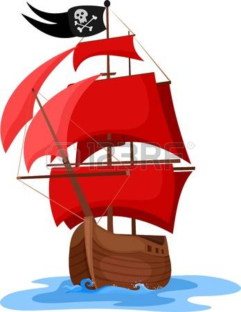 Sailing Ship clipart pirate the caribbean The Free The Art Clip