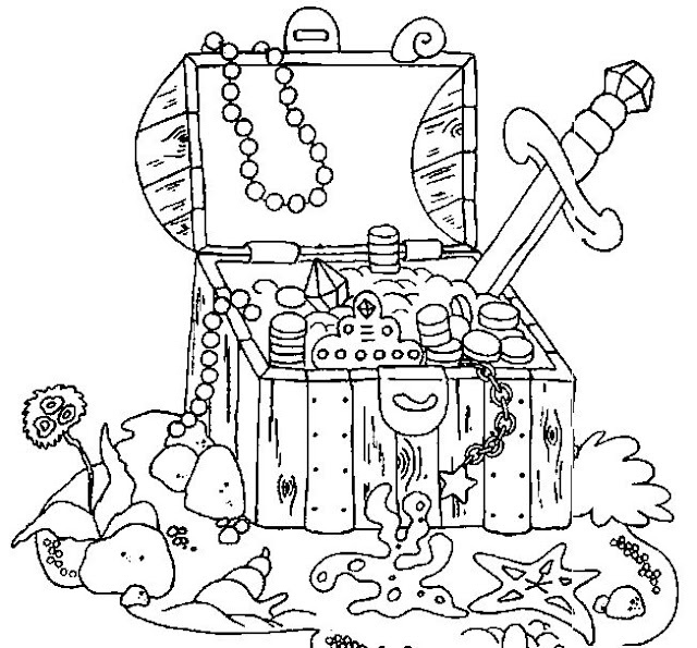 Eiland clipart coloring page Images Camp Pinterest 44 Pirates
