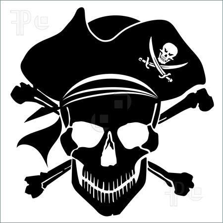 Sketch clipart skull and crossbones With Pinterest Best skull Captain