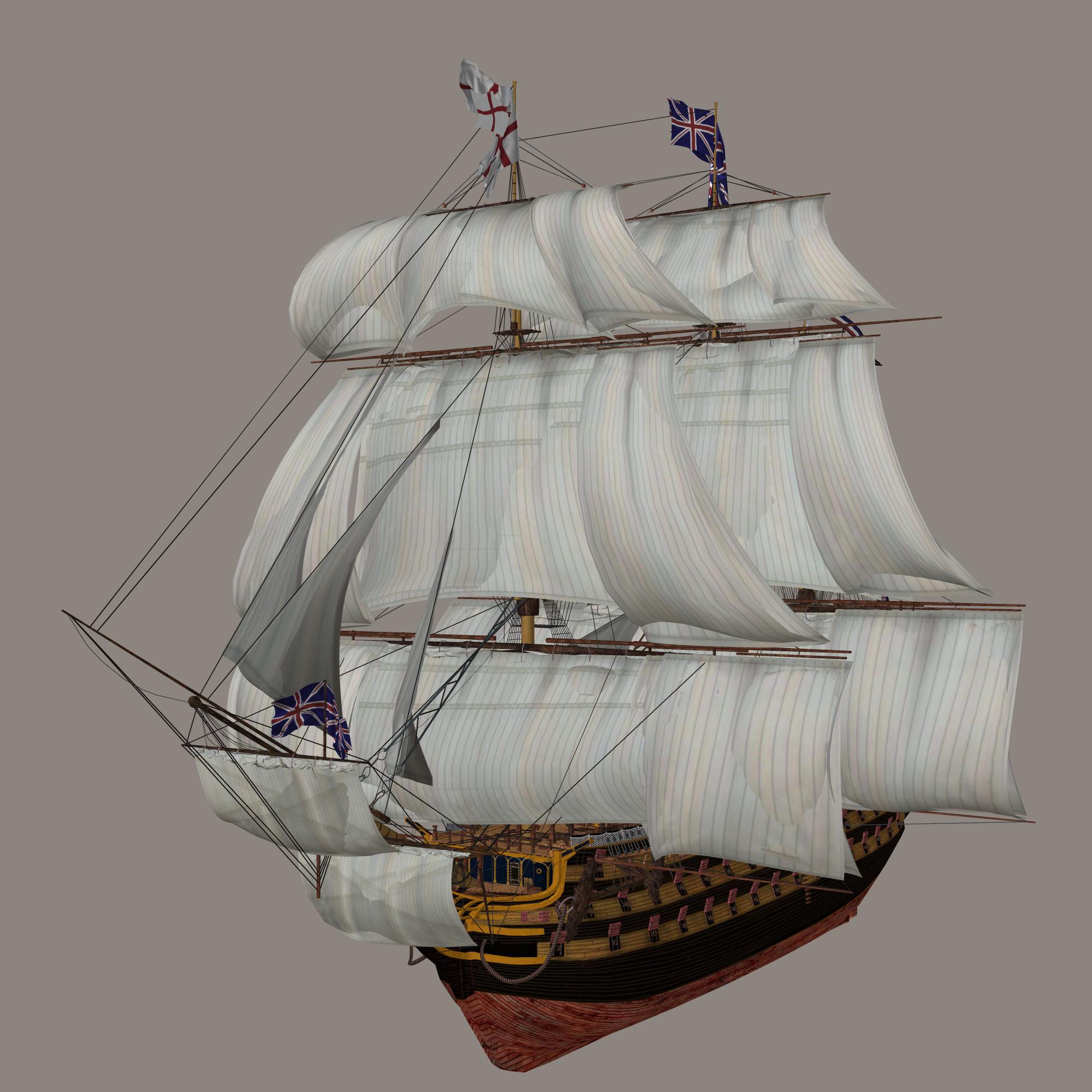 Sailing Ship clipart colonization #7