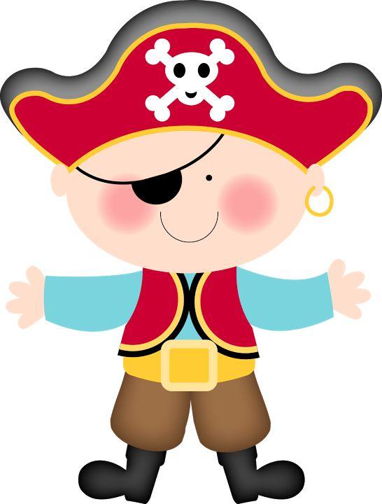 Pirate clipart beach #9