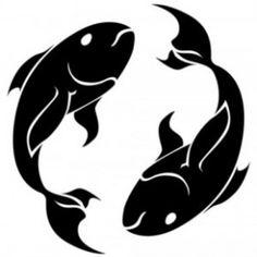 Pisces clipart fish silhouette #2