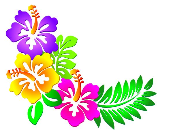 Pisces clipart hawaiian art Online Corner 21 Art Clip