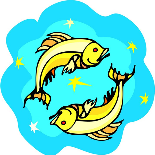 Pisces clipart meaning #1