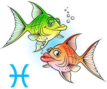 Pisces clipart meaning #8