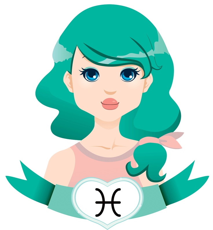 Pisces clipart meaning #5