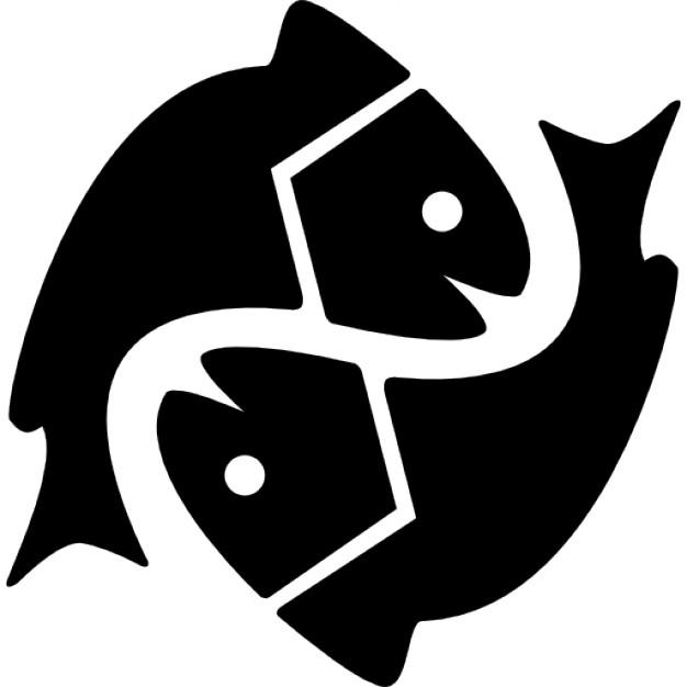 Pisces clipart pisces star sign #6