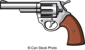 Pistol clipart #19 Handgun clipart Handgun clipart