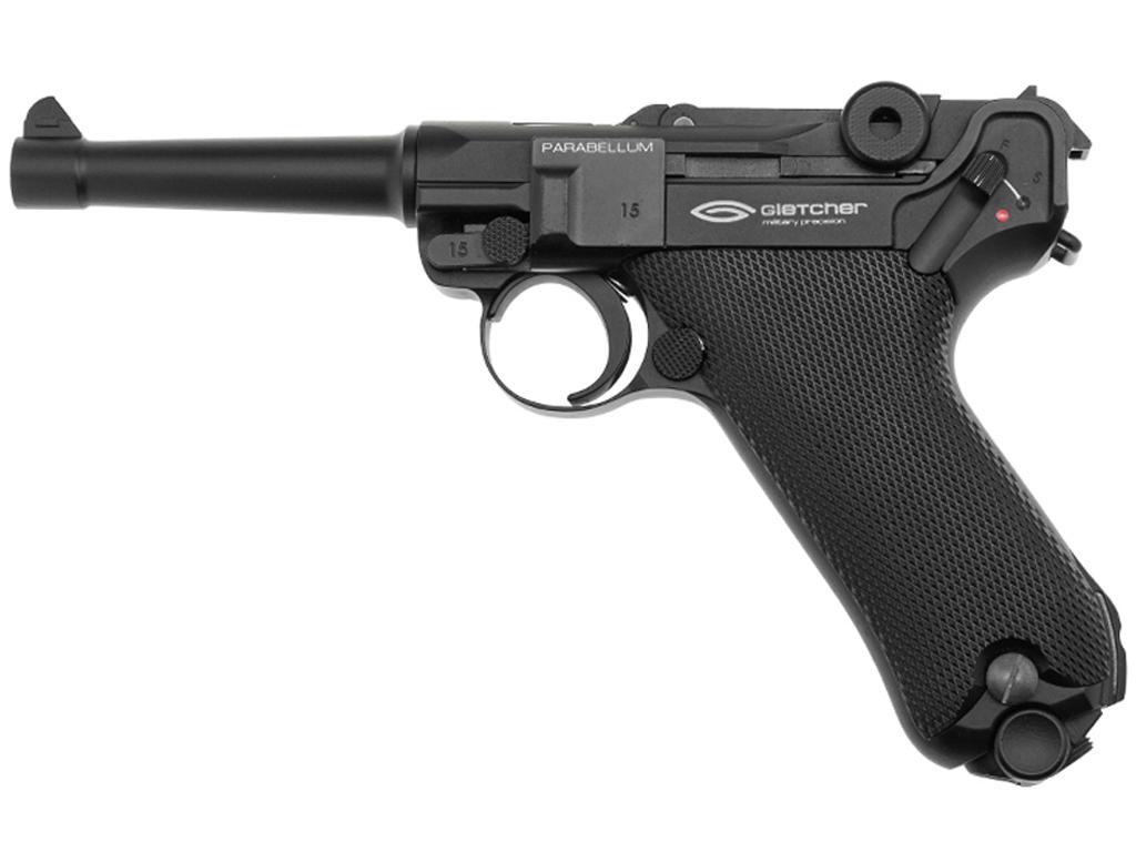 Pistol clipart 30 mm Gletcher 5 Blowback 4 Blowback