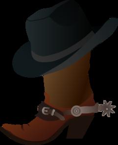 Wild West clipart cap #9