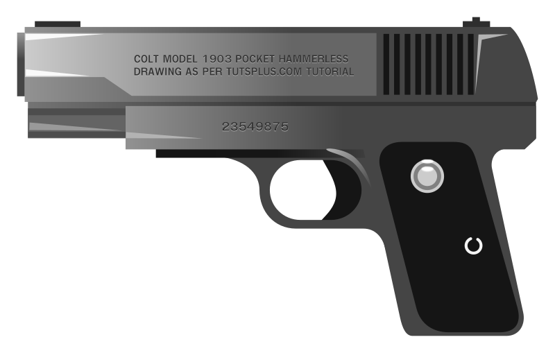 Shotgun clipart hammerless To Guns & Art Public