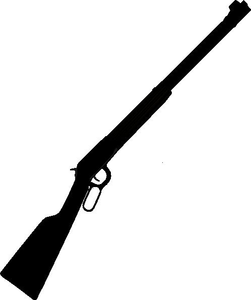 Rifle clipart silhouette Clip clip art Clipart Rifle