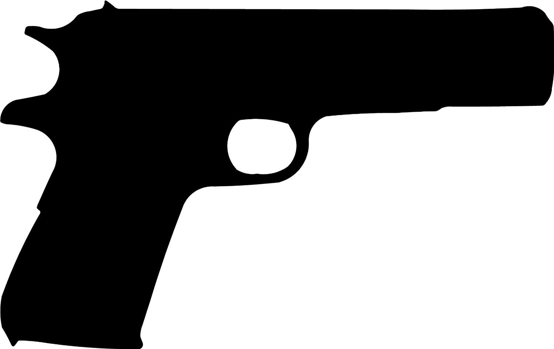 Rifle clipart silhouette Download Art Cliparts Clip Silhouette