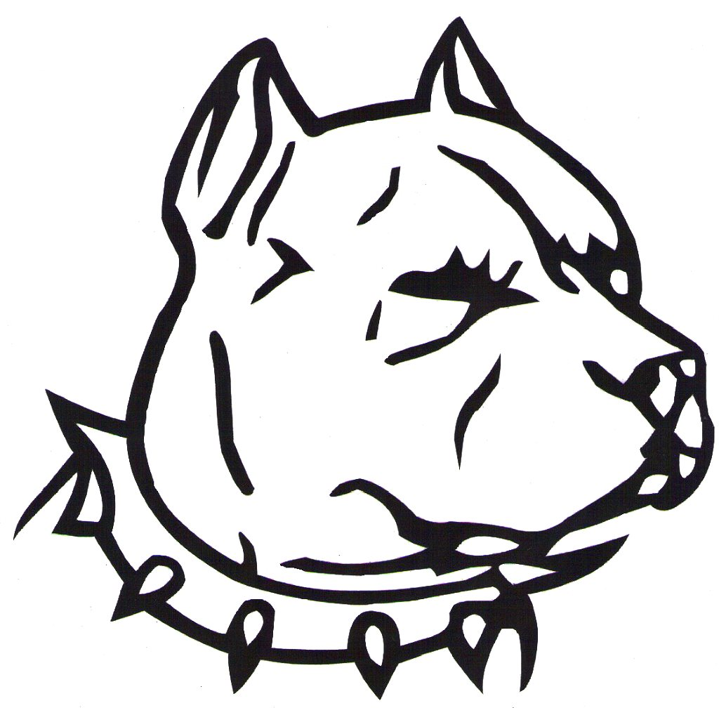 Pit Bull clipart spotted dog Download Gallery: Clipart on Clip