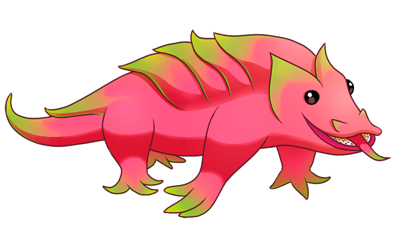 Pitaya clipart Dragon clipart Z With 15