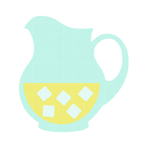 Beverage clipart lemonade pitcher Clip Pitcher on Art