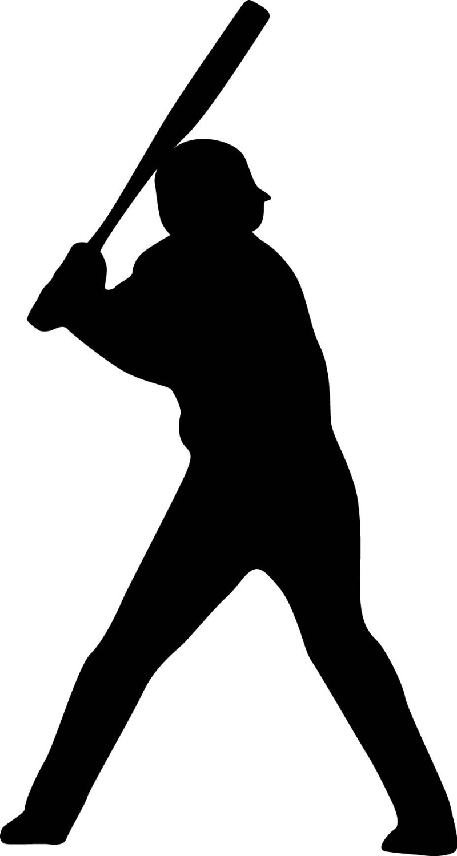Shadow clipart softball #4