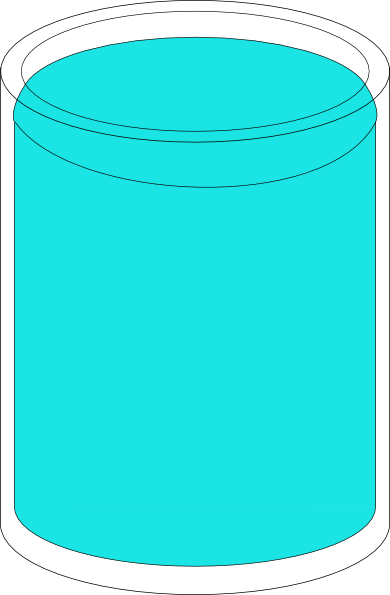 Pitcher clipart full water #9