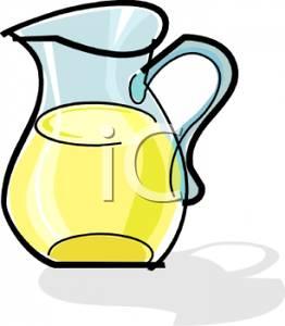 Pitcher clipart jug #3