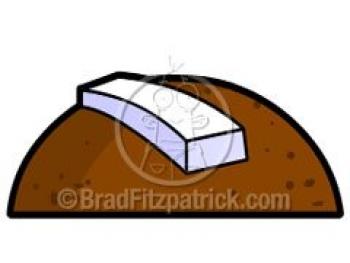 Pitcher clipart mound #1