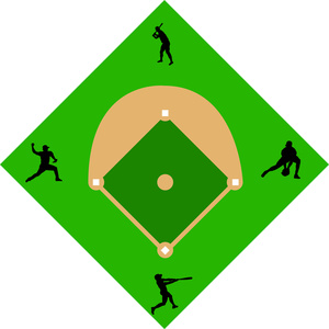 Pitcher clipart mound Pitchers Four Image Baseball a