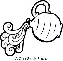 Pitcher clipart water jar #7