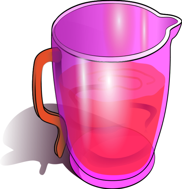 Pitcher clipart water jar #3